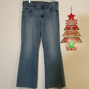 Woman's American Eagle jeans size 14